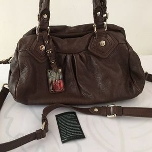 marc by marc jacobs handbag/crossbody leather bag